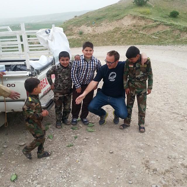 bambini kurdistan