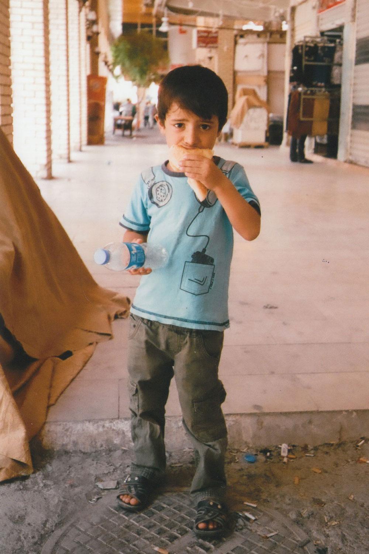bambino-curdo