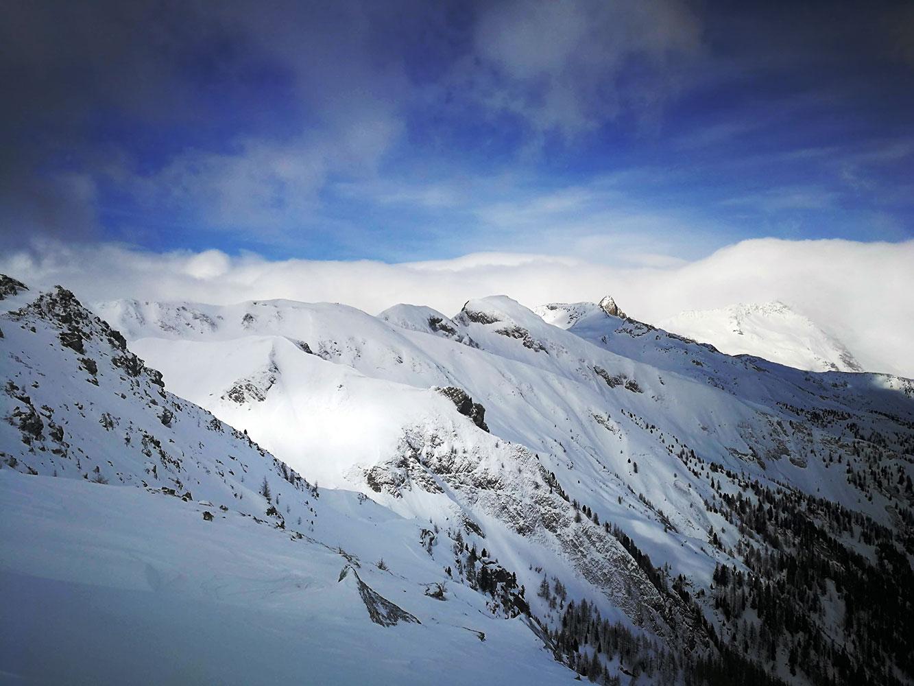 Monte Henne Val Aurina