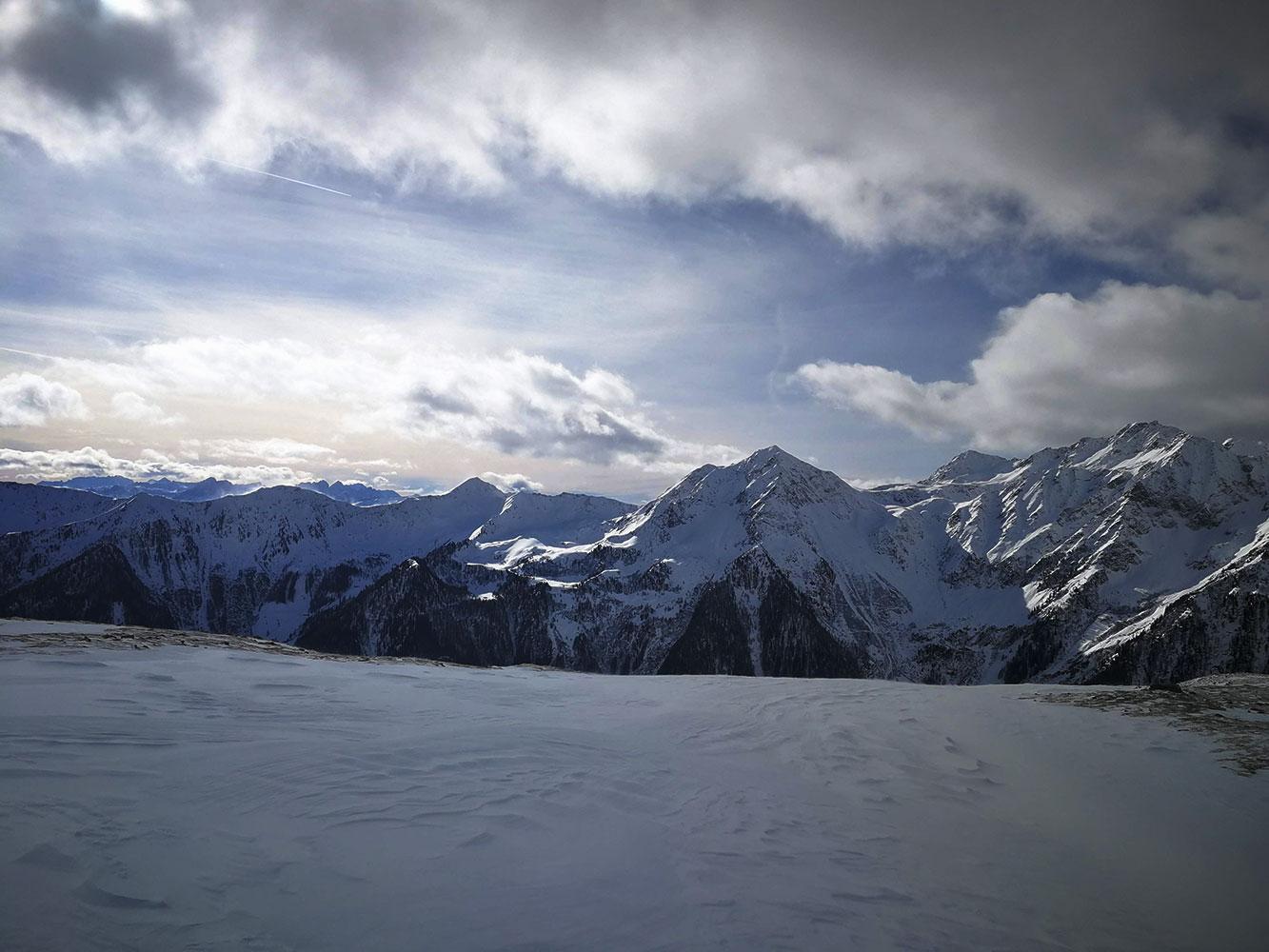 Passo Gorner Riobianco