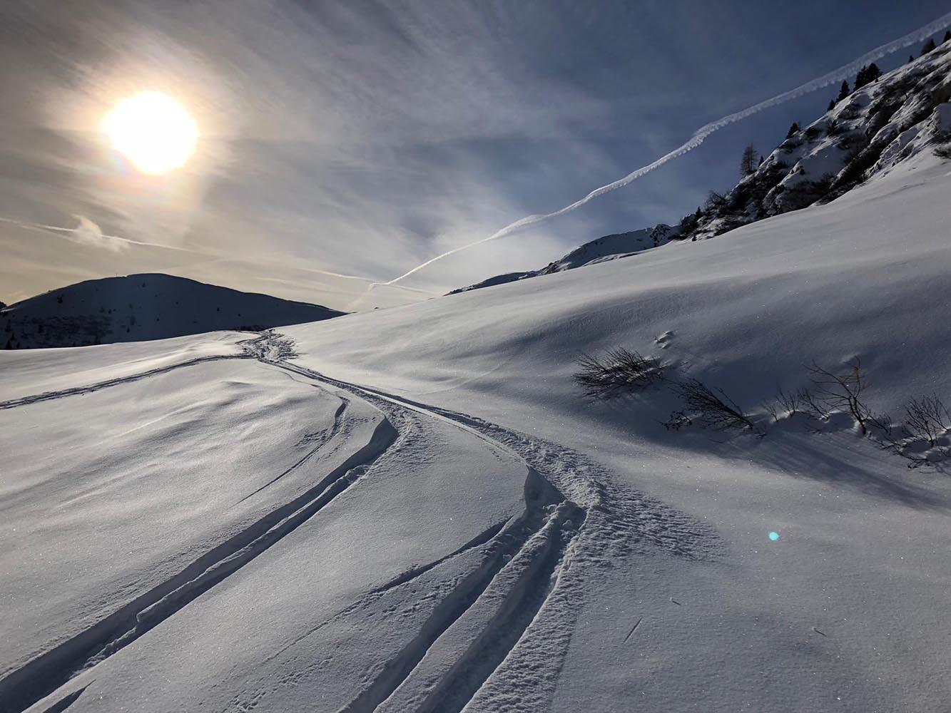 ridanna-Einachtspitze