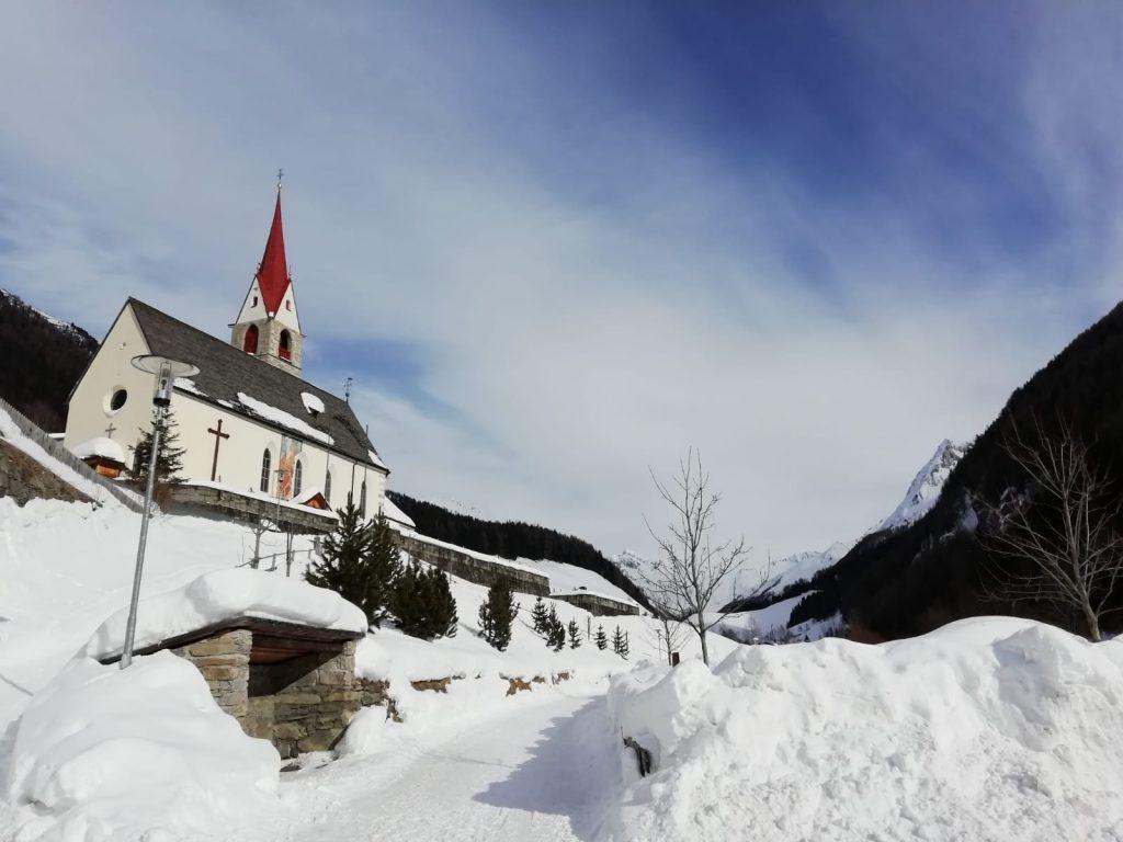 Weekend in Val Aurina con il CAI Valcalepio
