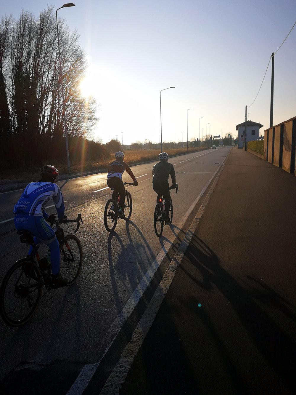 la popolare ciclistica