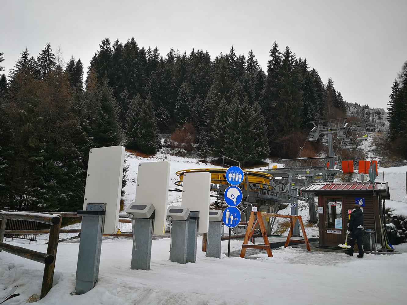 impianti risalita borno ski area