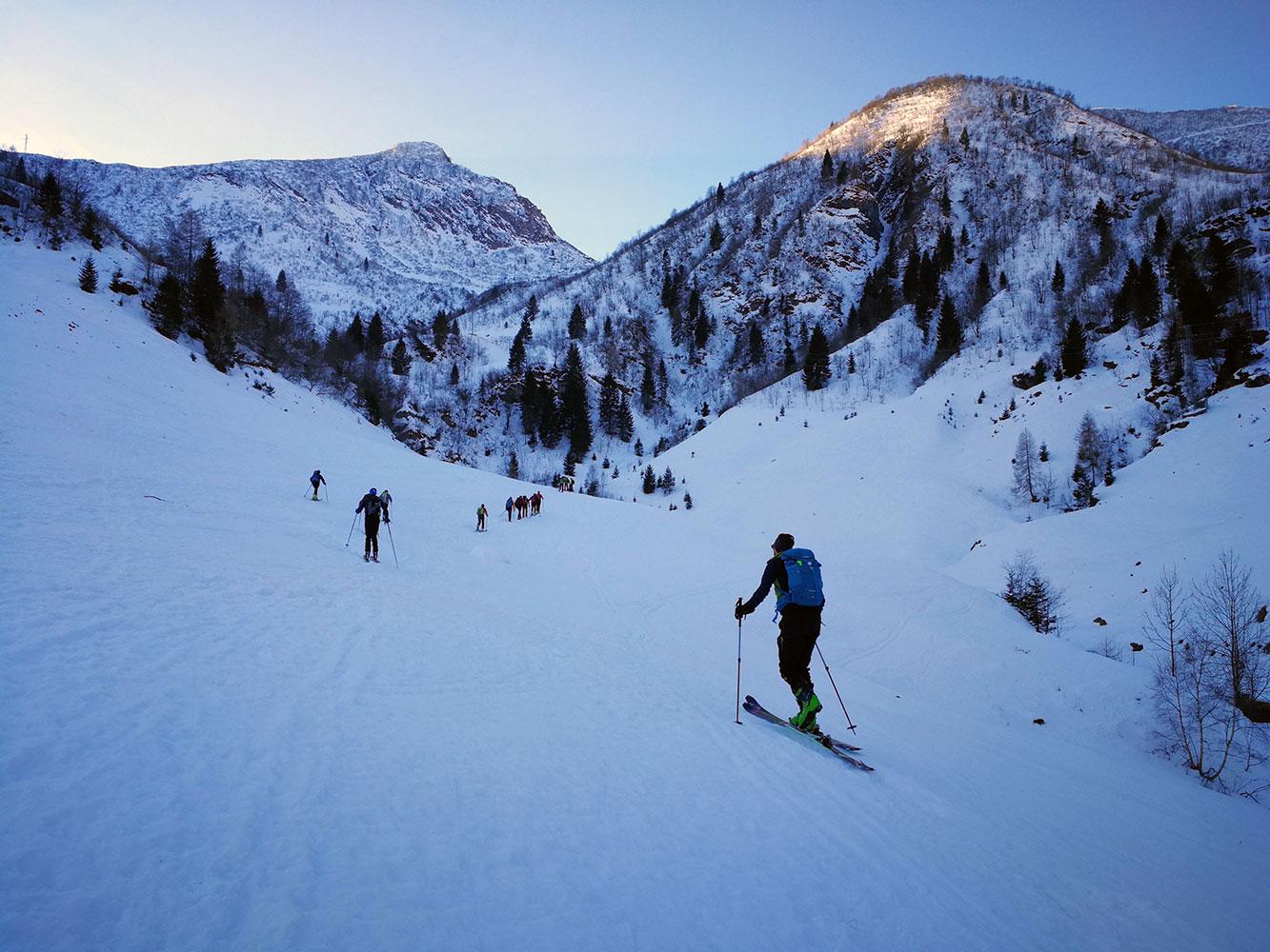 lizzola sci alpinismo
