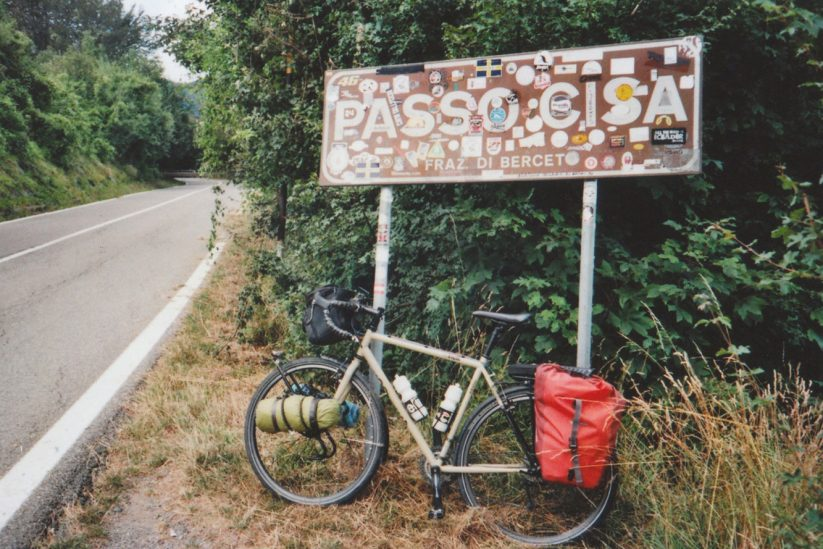 Via Francigena in Bicicletta, day 4 Fiorenzuola d'Arda – Pontremoli