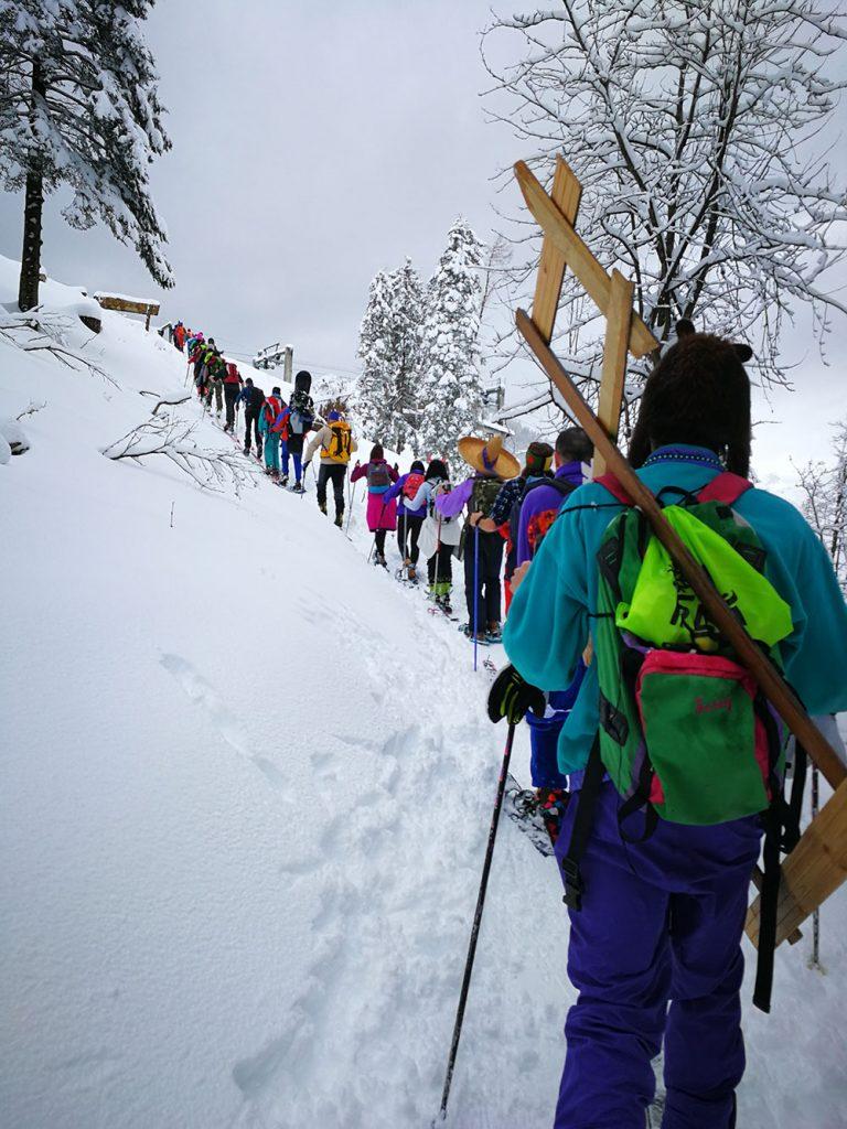 ski trash gromo