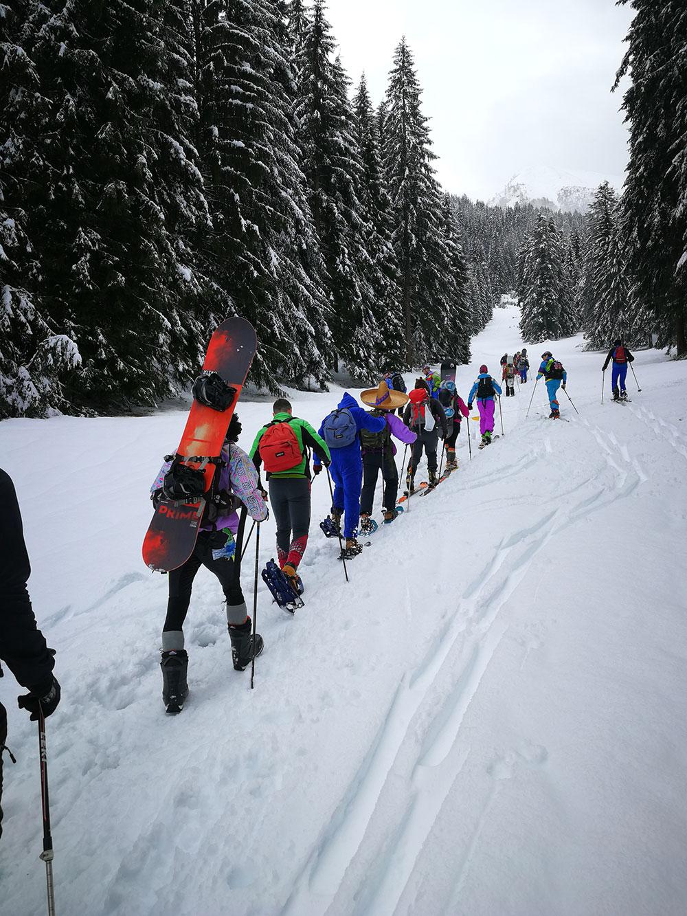 vodala ski trash