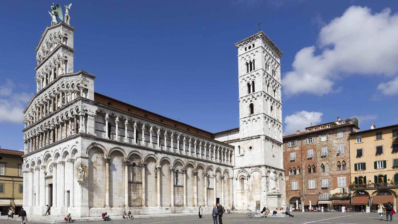 Cattedrale Lucca