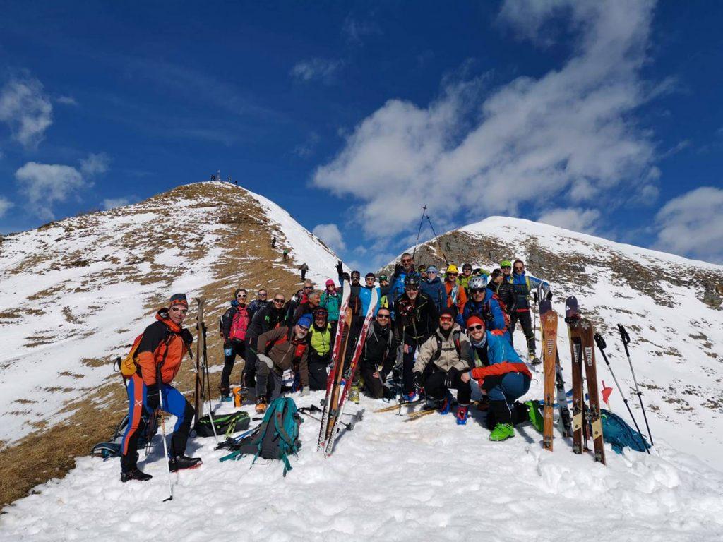 cai val calepio ski alp