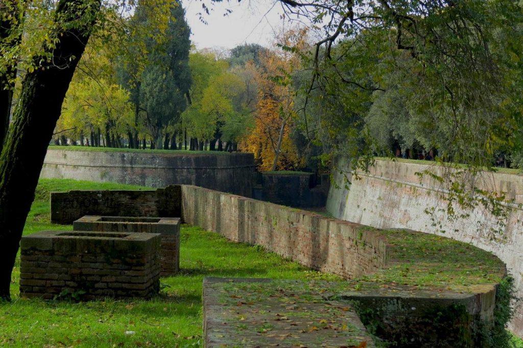 Lucca e le mura