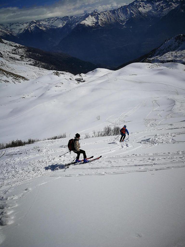 sci alpinismo campioncino