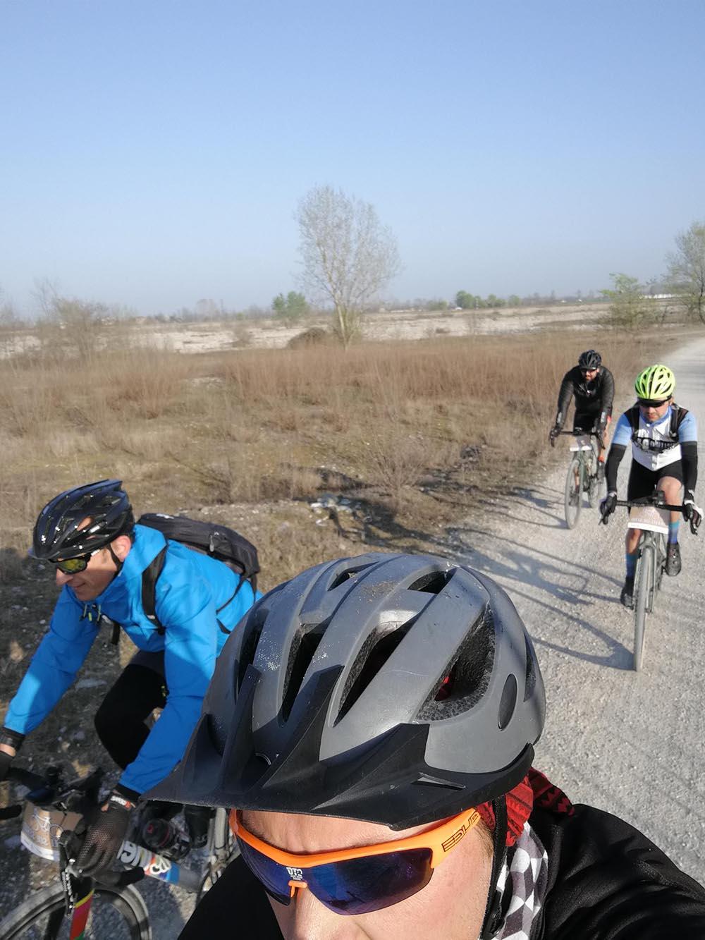 gravel bikes bergamo