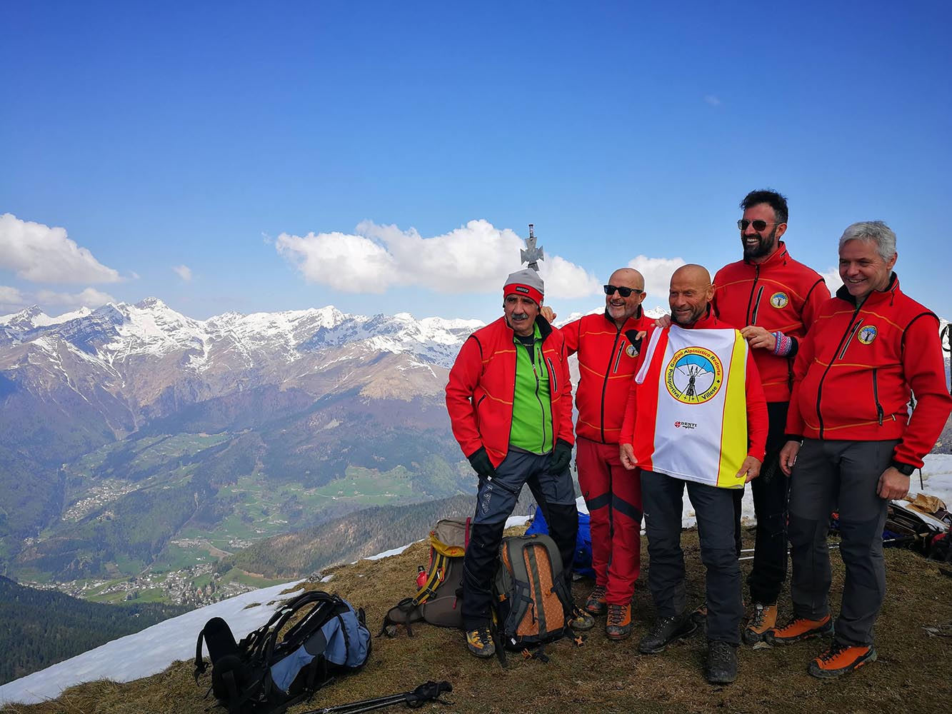 gruppo alpinistico redorta villa di serio