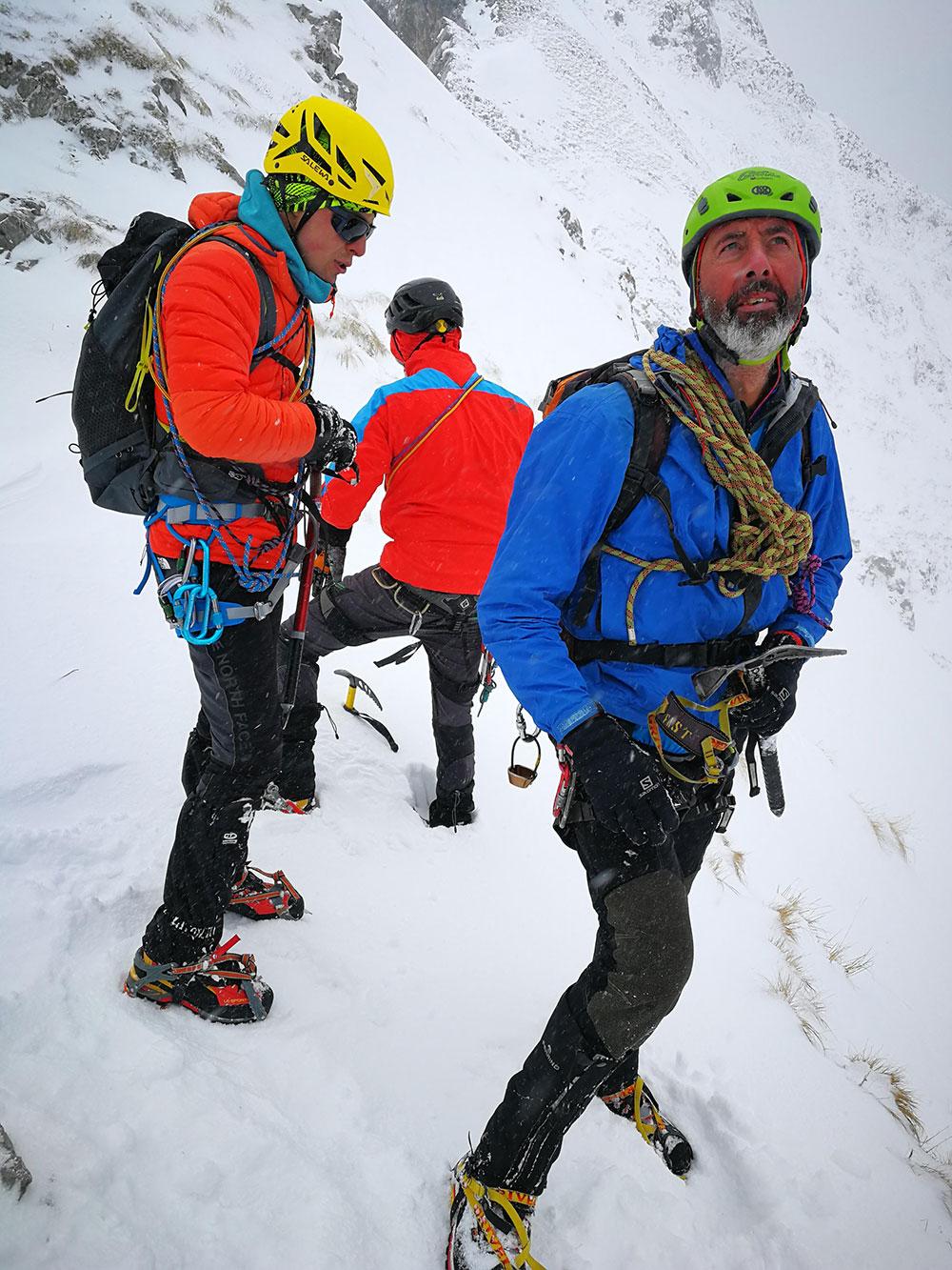 cuola alpinismo cai valcalepio