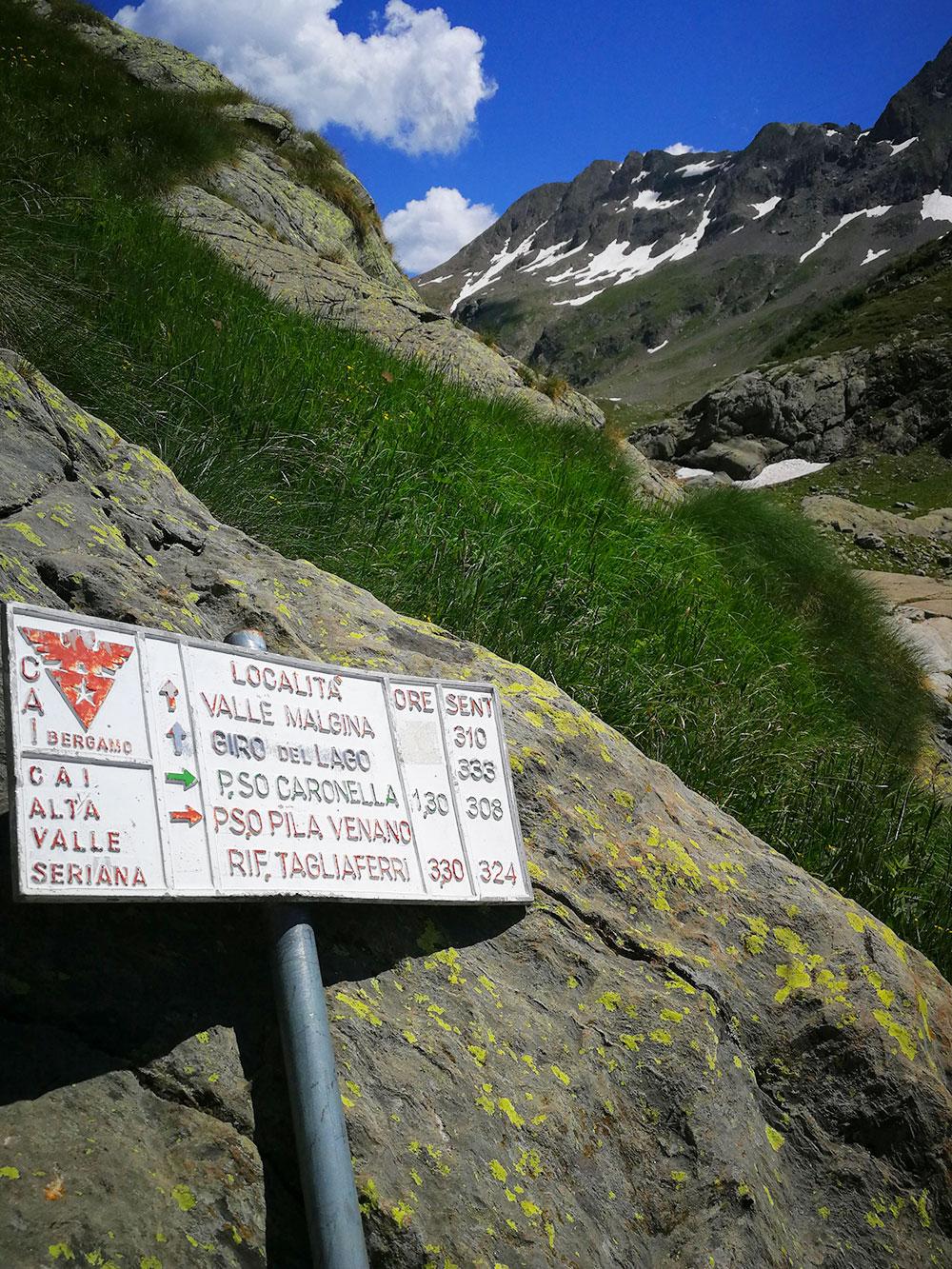 escursioni orobiche