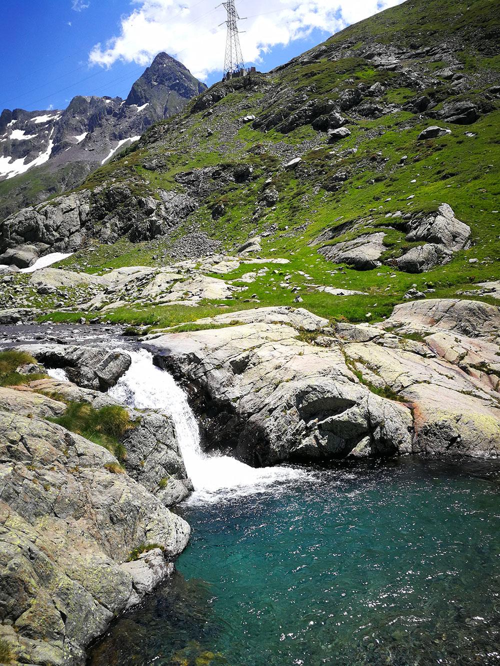 fiume serio alta val seriana