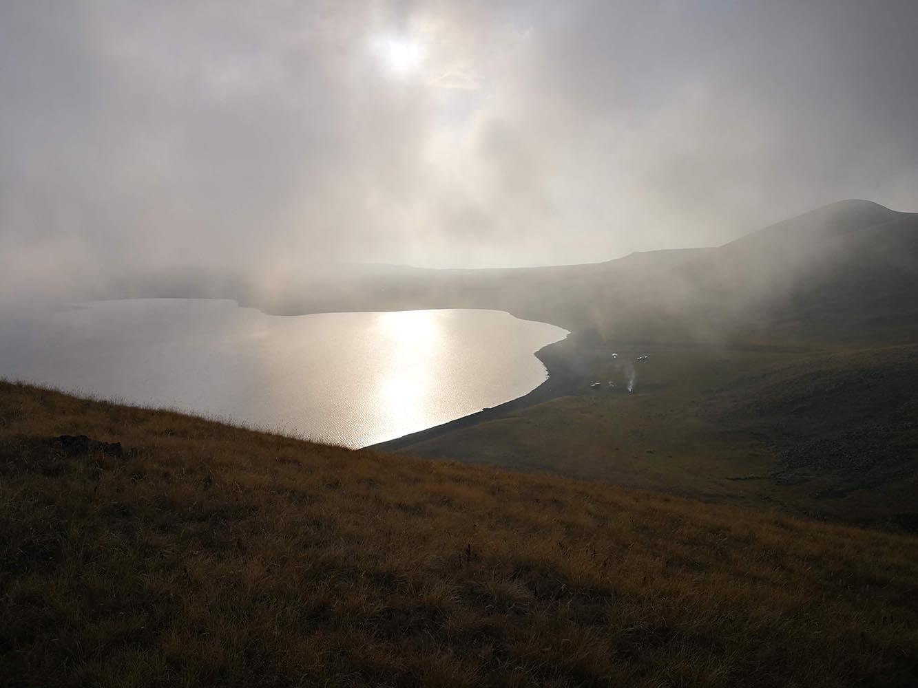 akna lago armeno