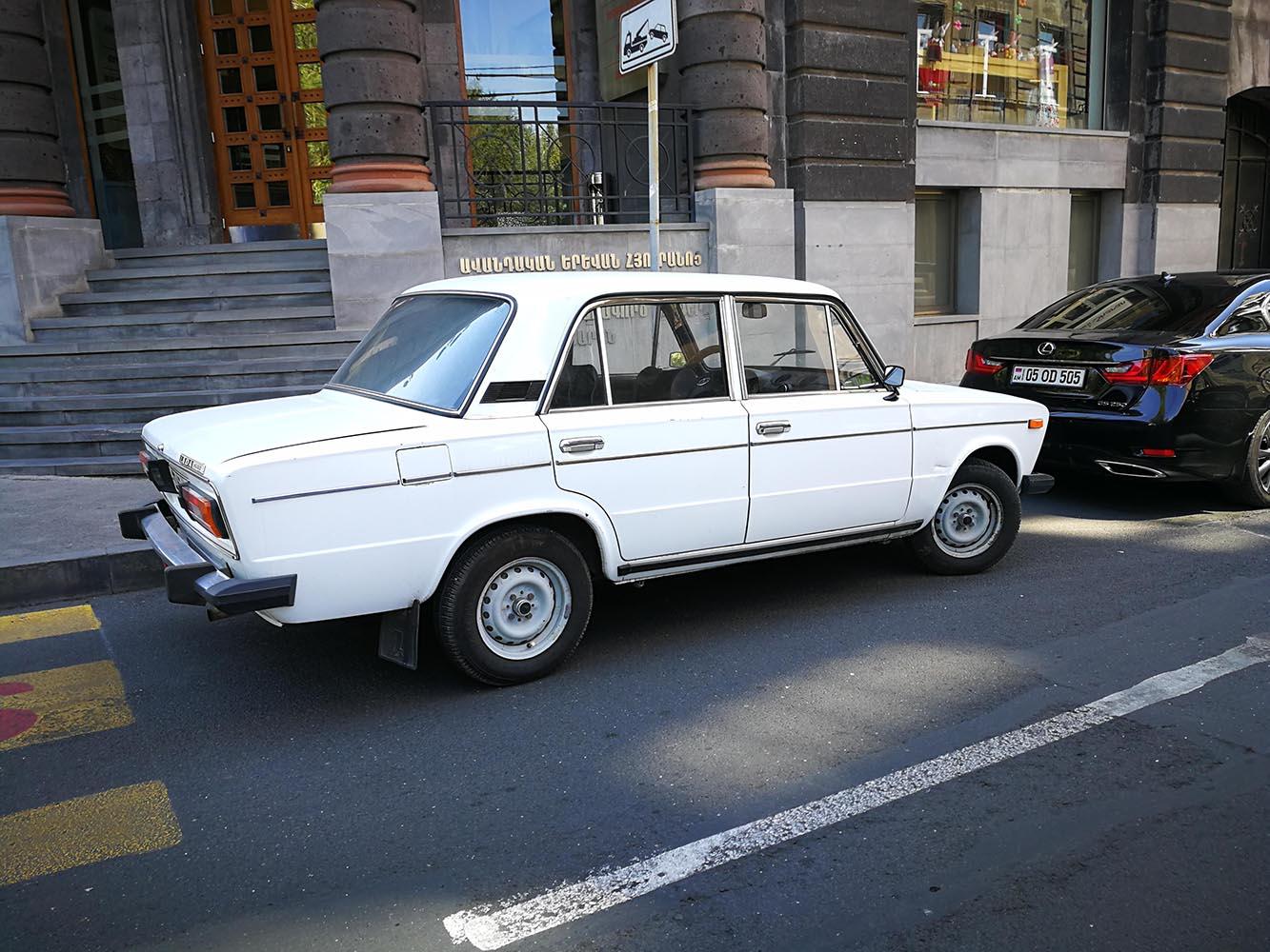 auto sovietica