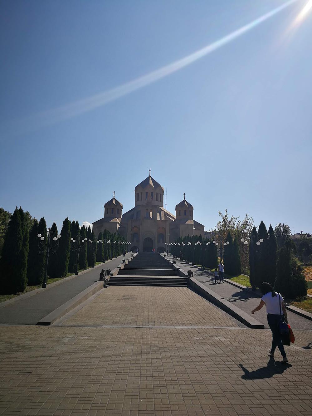 cattedrale di yerevan