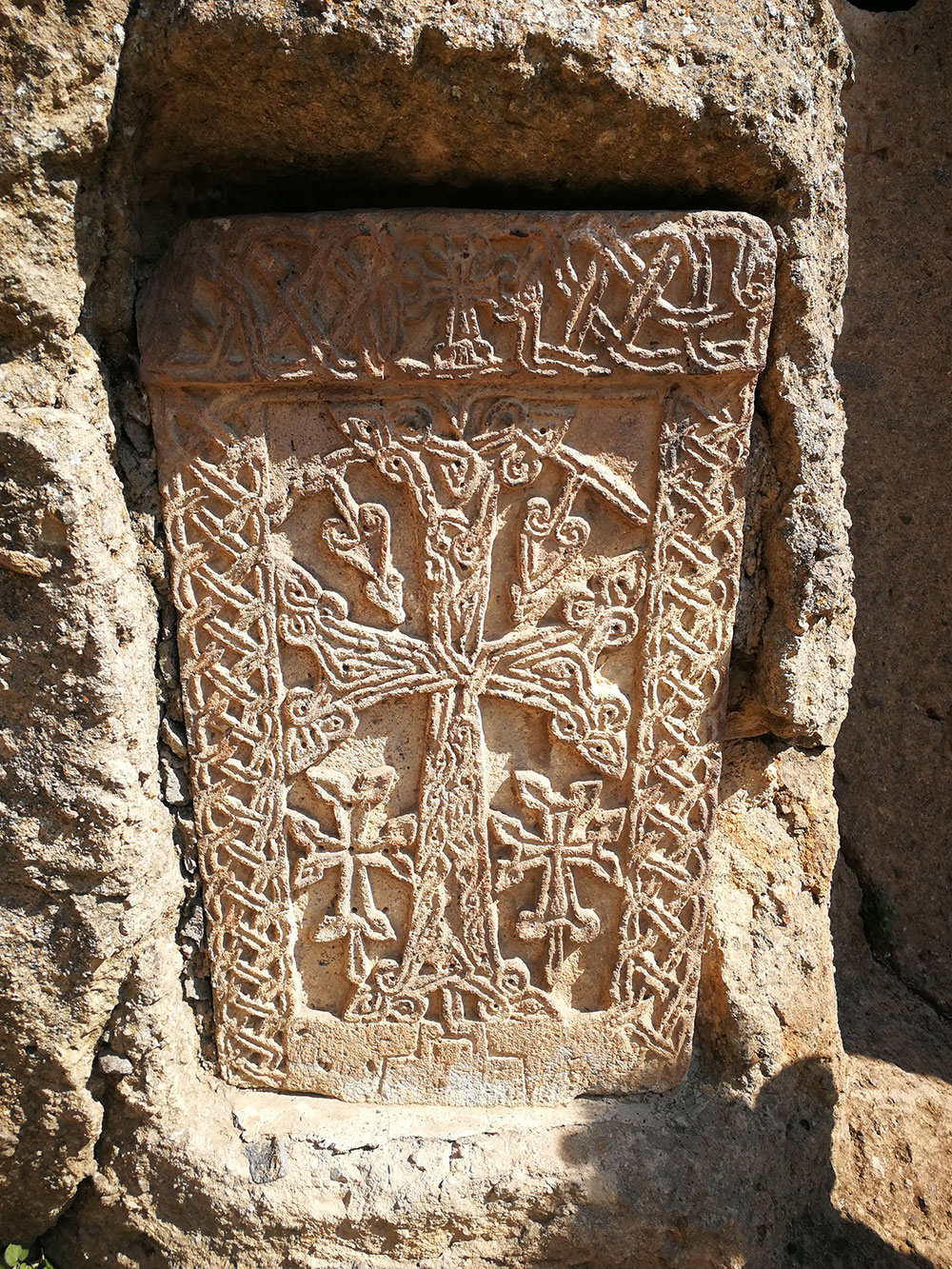 cross-stone armenia