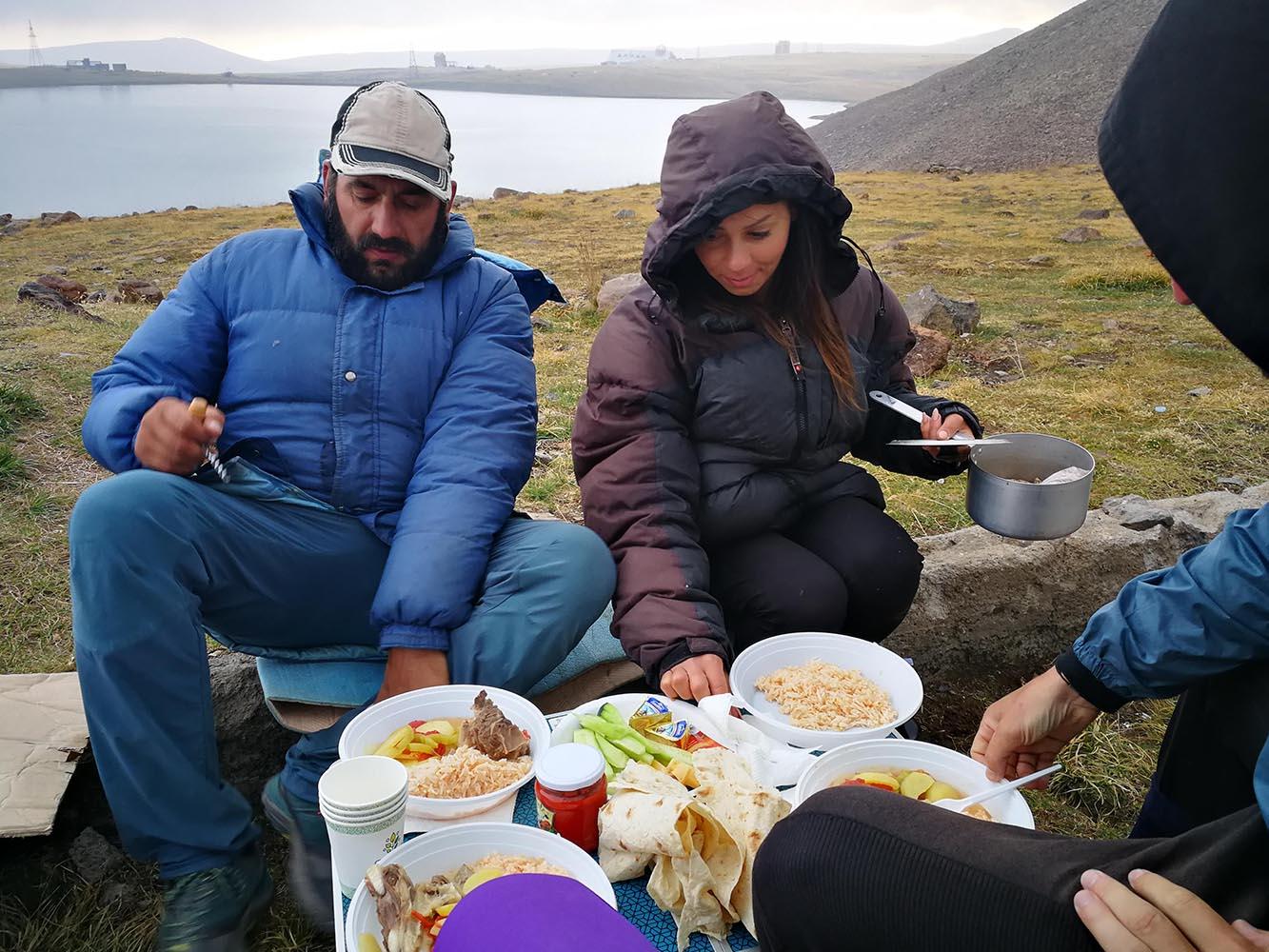freecamping armenia