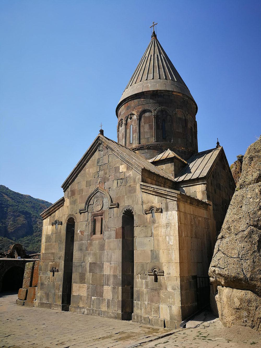 geghard monastero