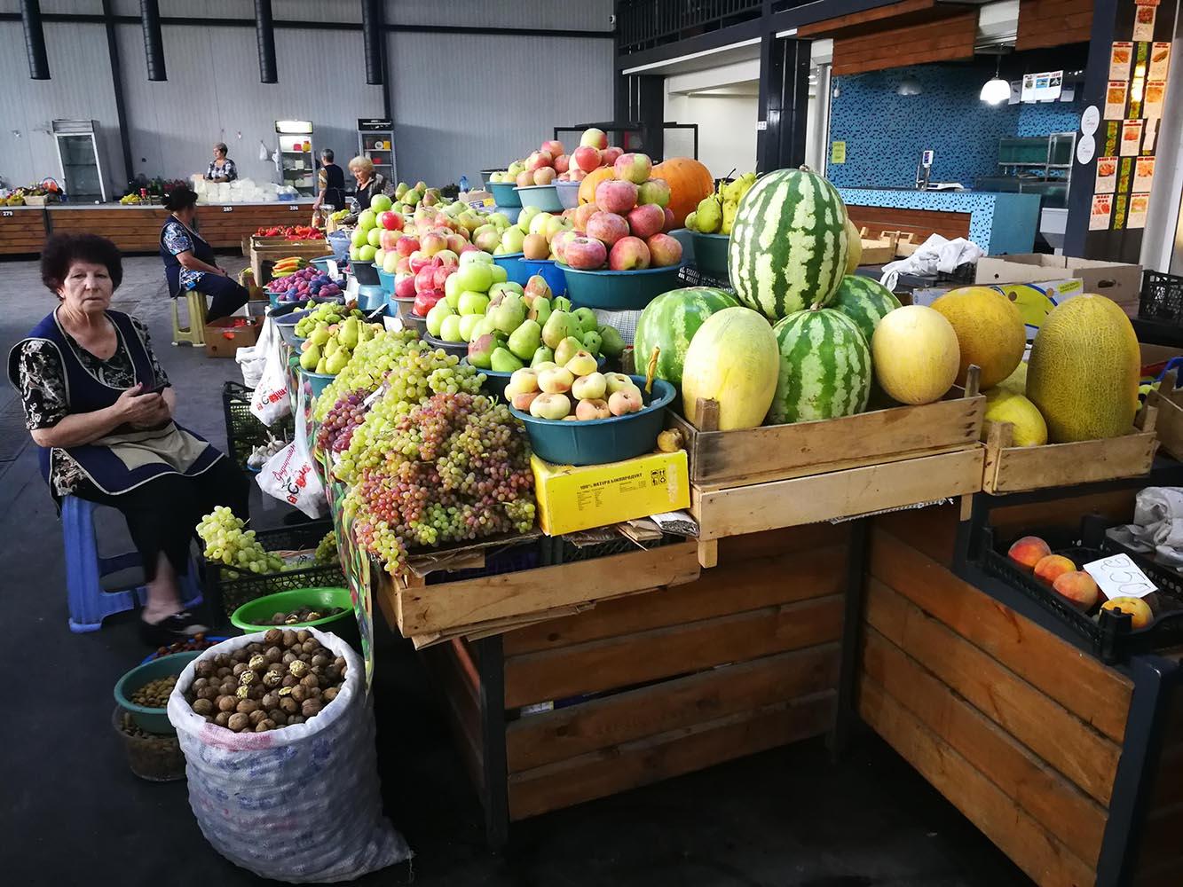 kayaarni shuka market