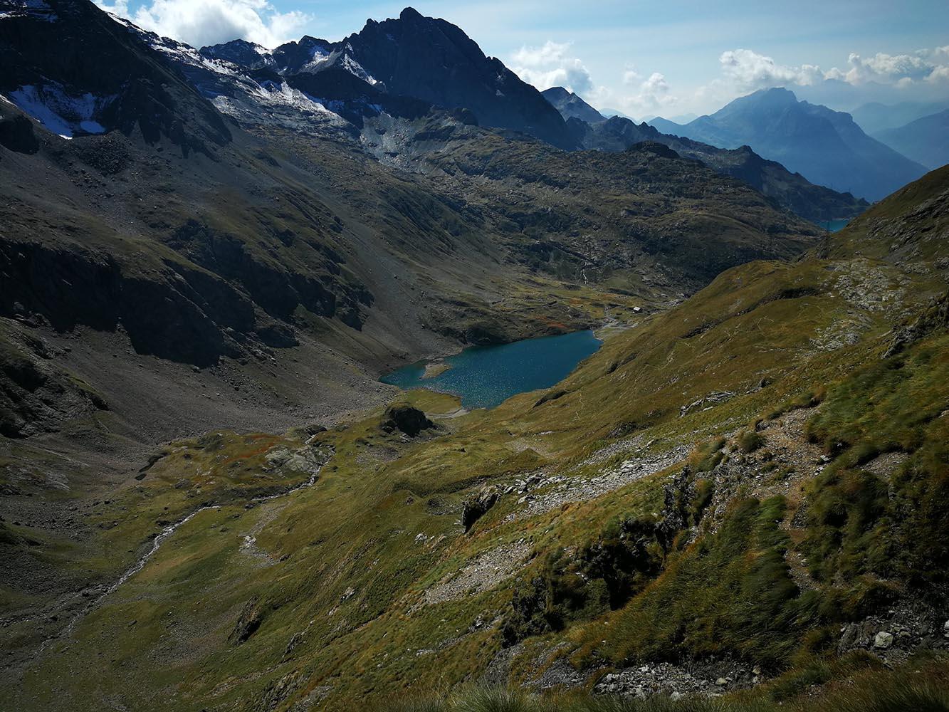 lago barbellino naturale orobie