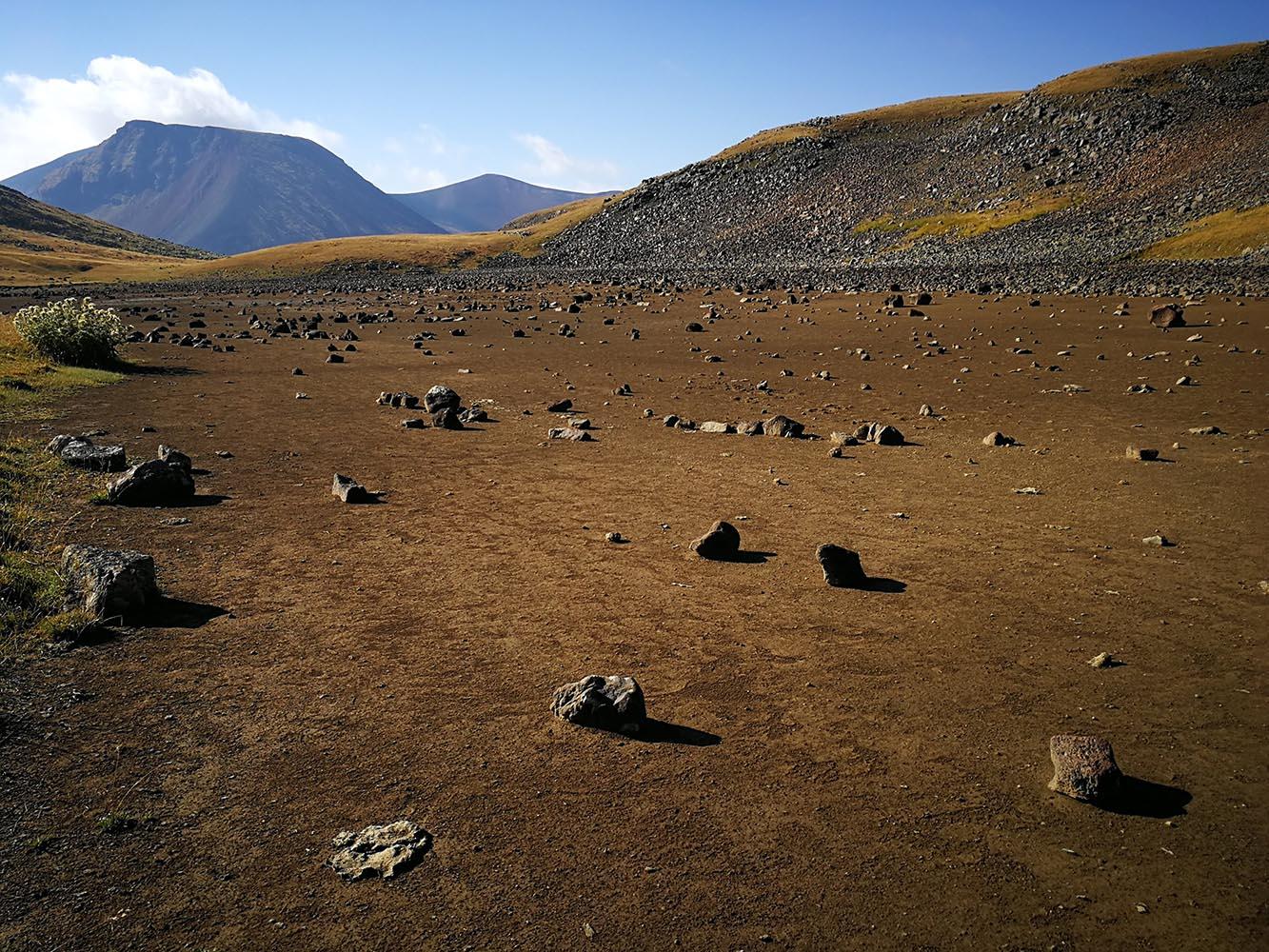 lago vulcanico armenia Azhdahak