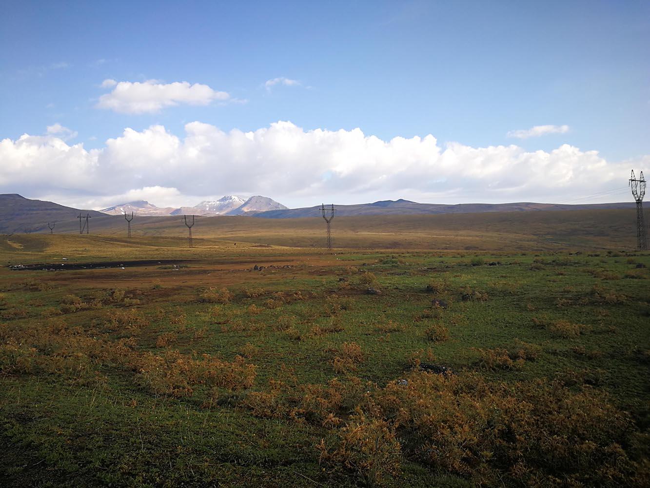 monte aragats armenia