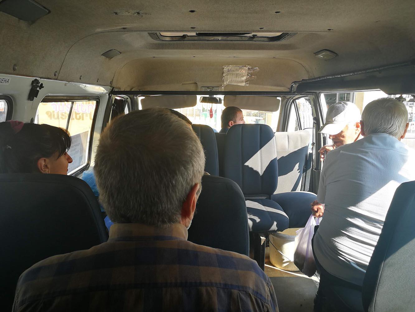 viaggio mini van