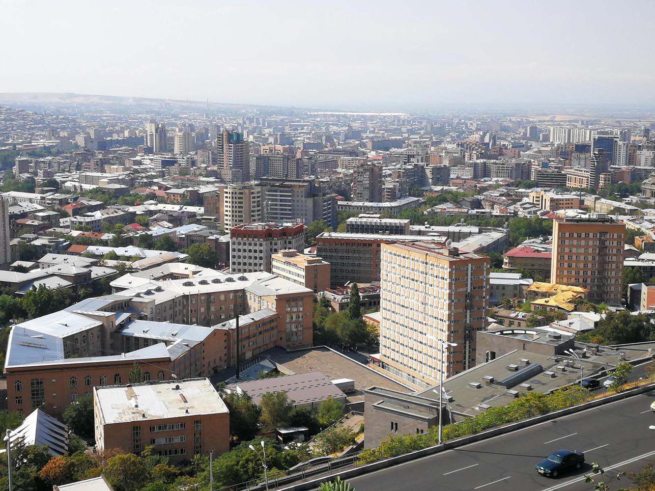 yerevan capitale armenia