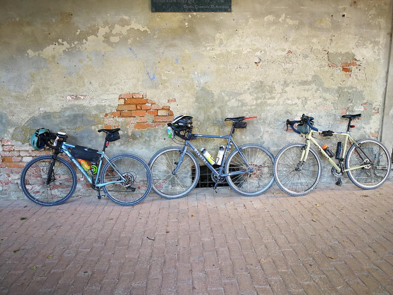 bici gravel come scegliere