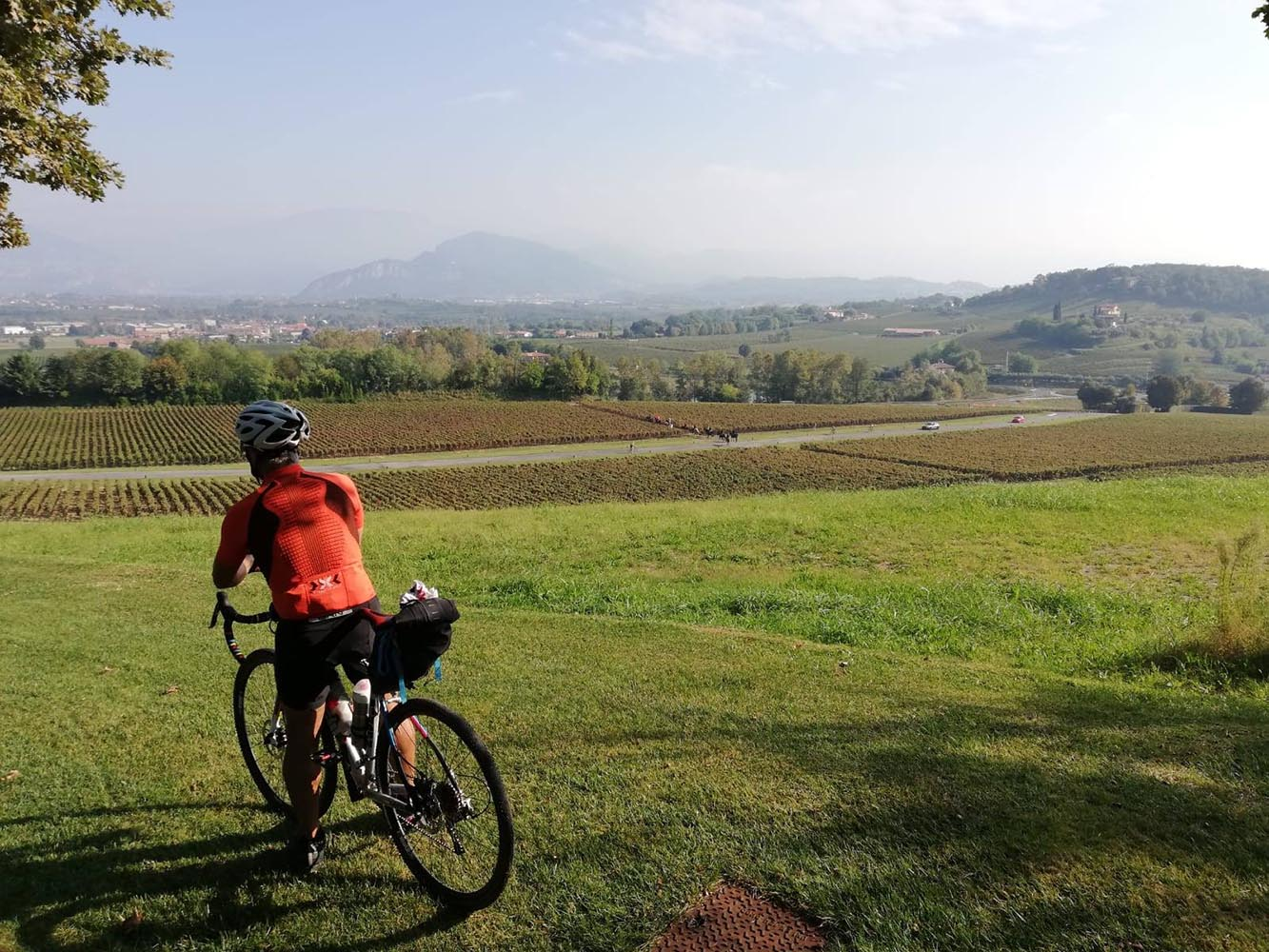 franciacorta in bici