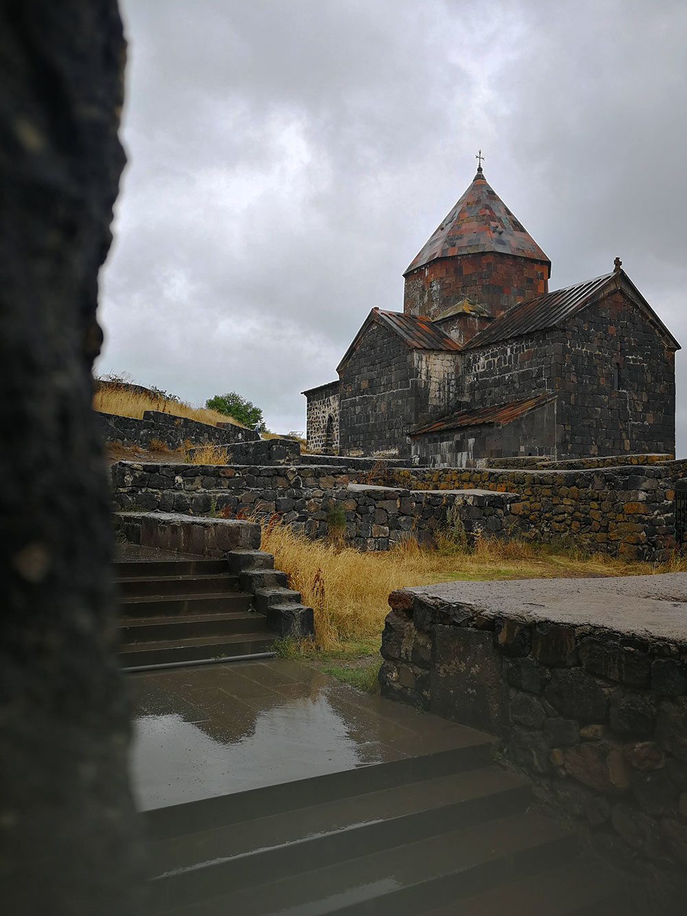 monastery armenia sevanavank
