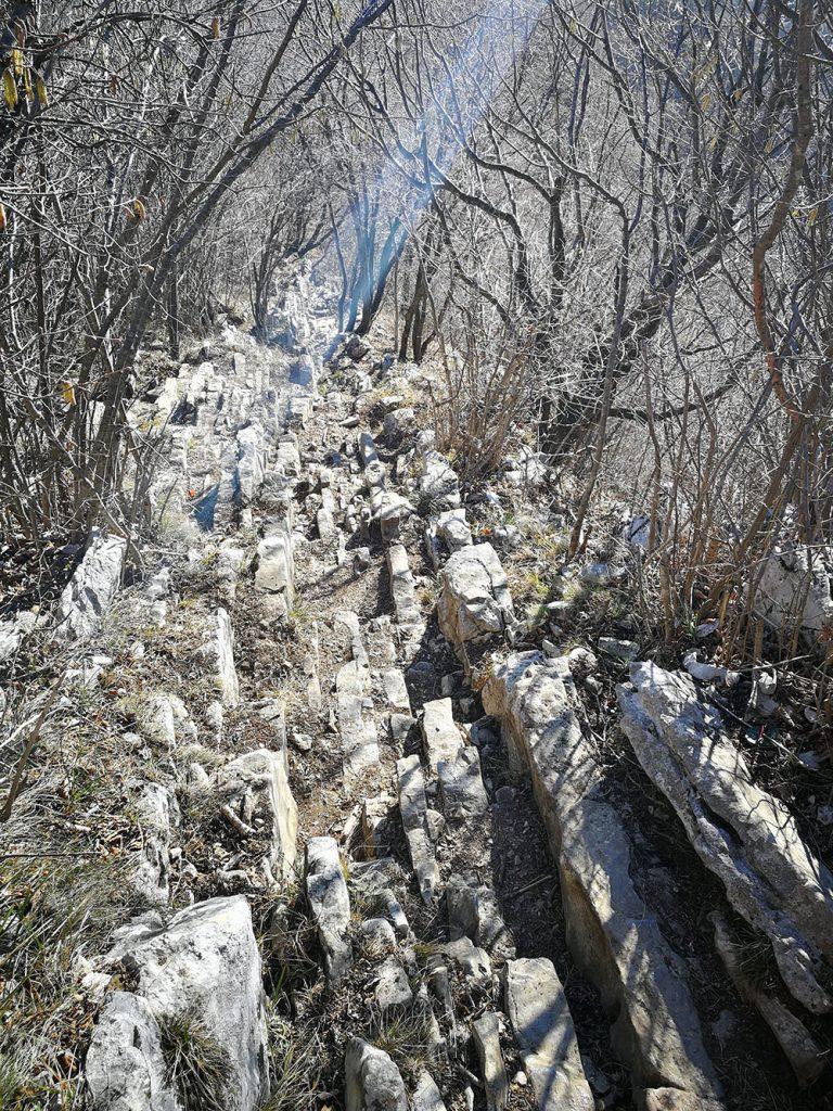 canto alto trekking bergamo