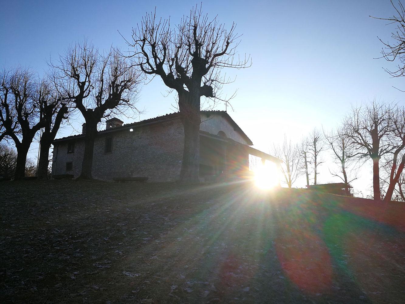 chiesa alpini maresana
