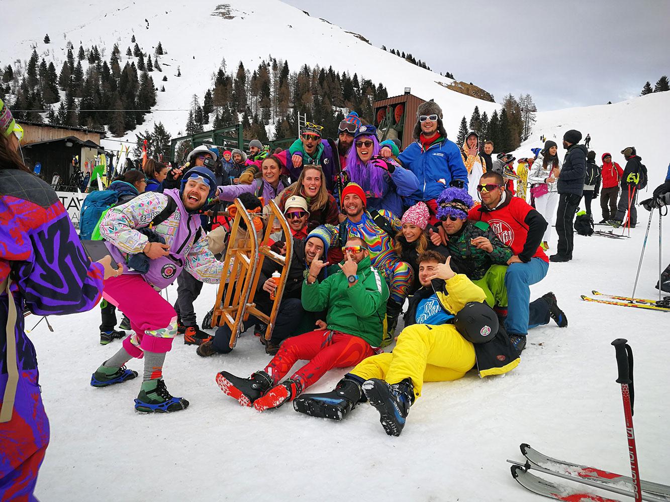 ski trash 2020 vodalata