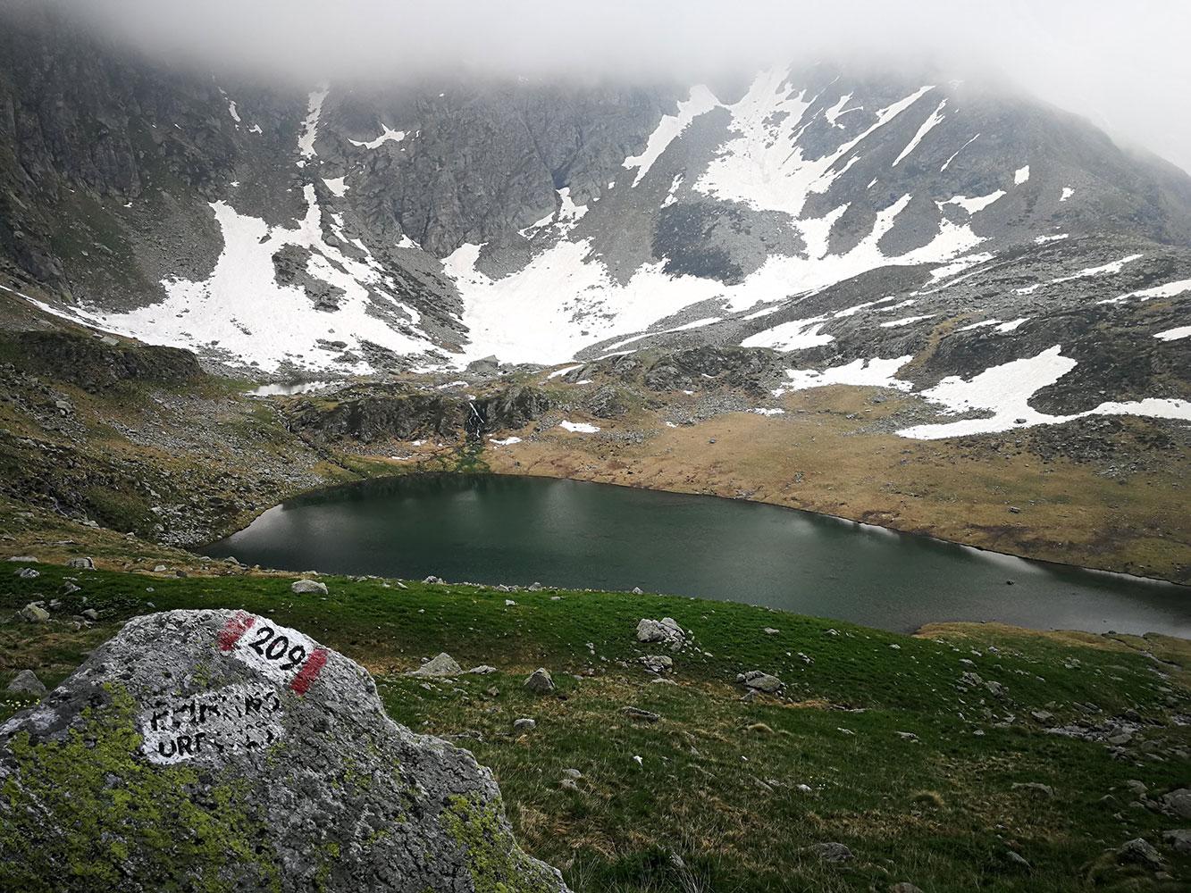 Lago di Sambuzza Carona