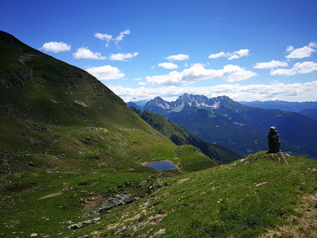 Verso Pizzo Camino e Schilpario