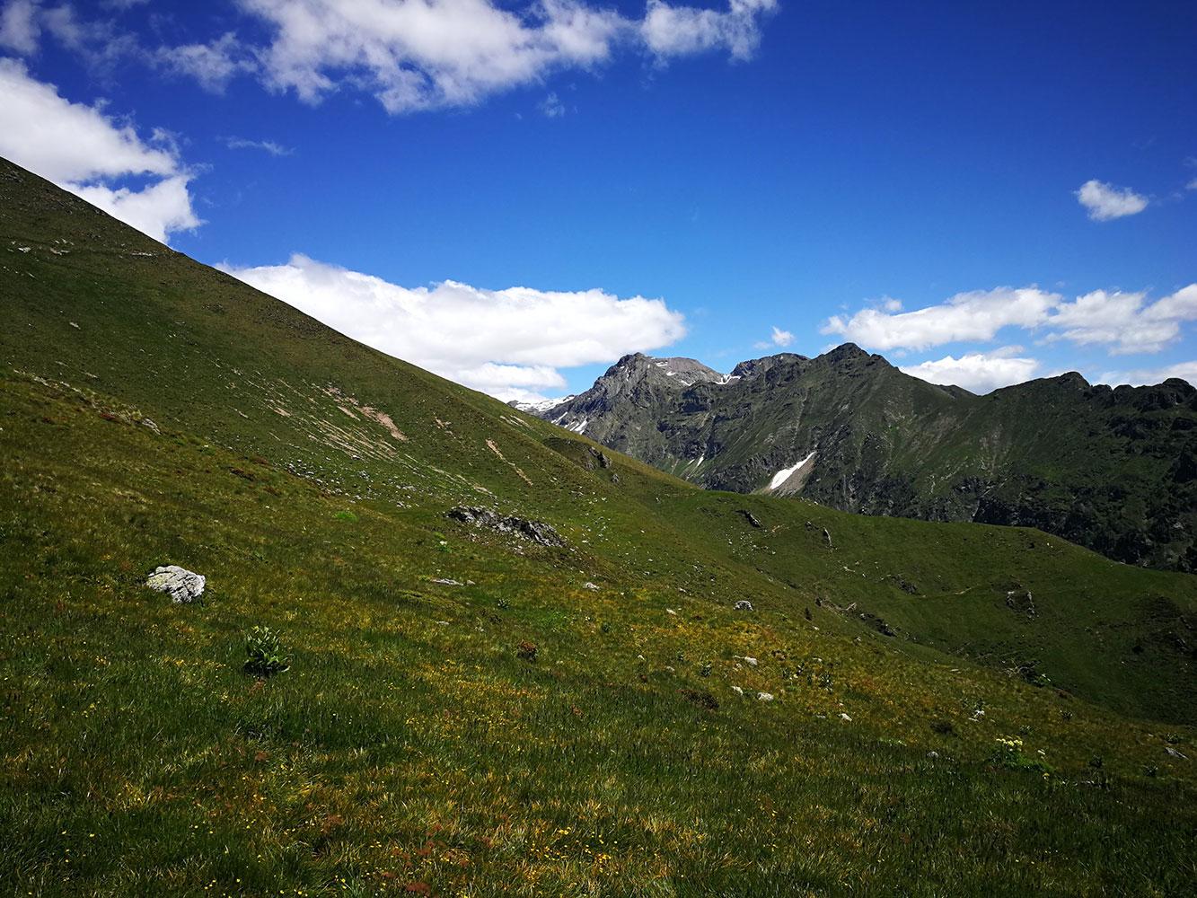 praterie alpine val di scalve