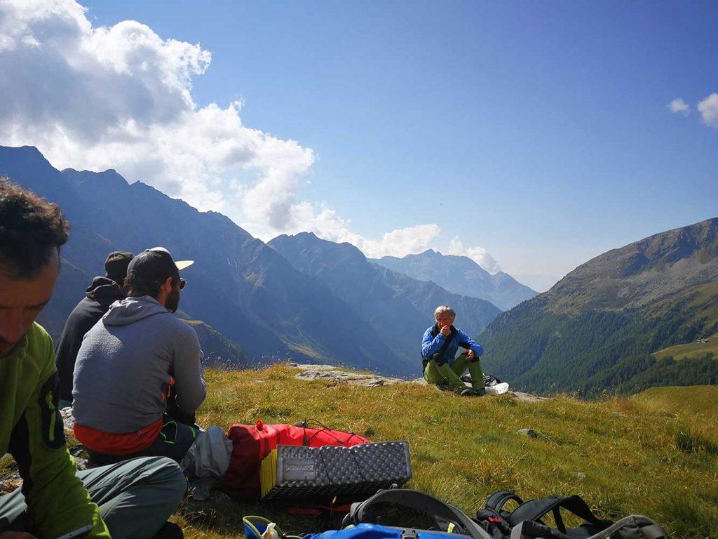 adriano greco guida alpina