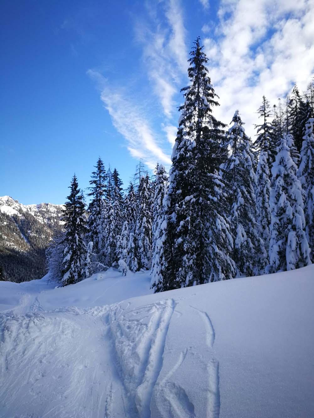 itinerari scialpinismo orobie