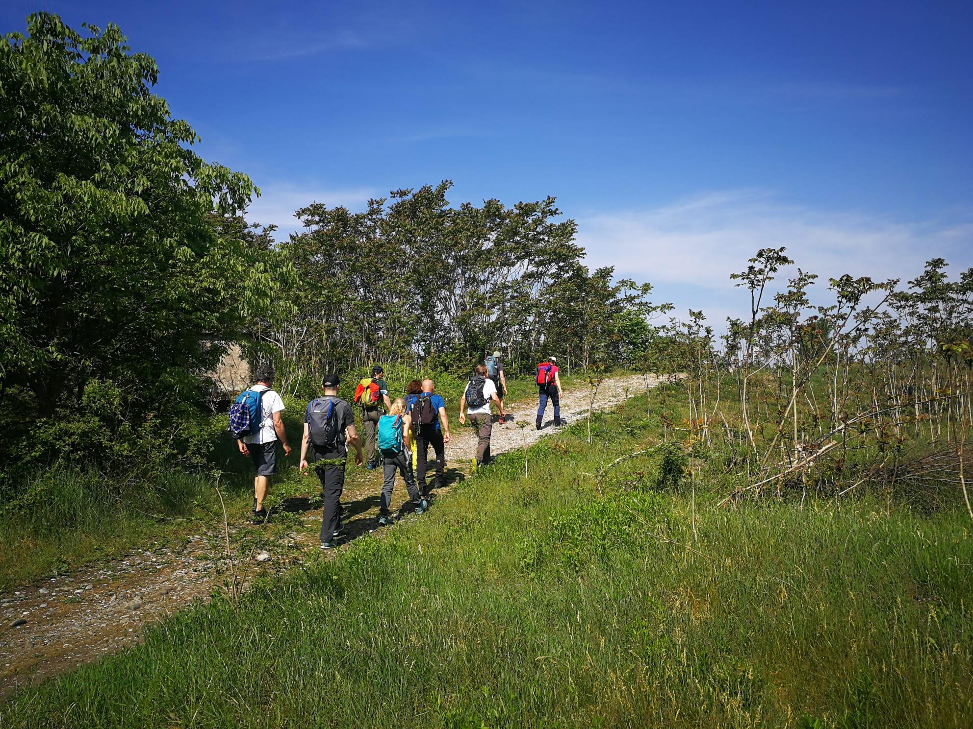 corso tecniche escursionistiche