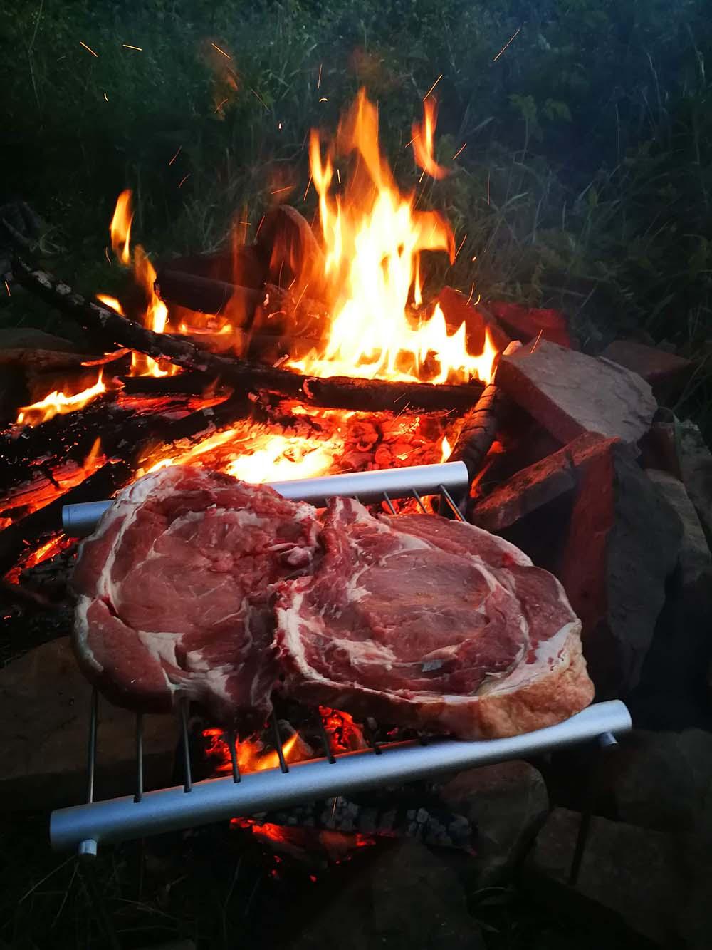 free camping toscana