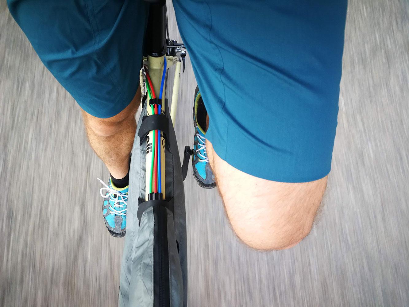 mons royale virage bike short