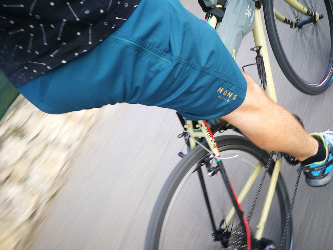 virage short merino bike